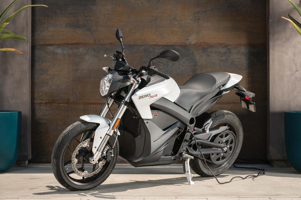 Motos Electricas Zero 2018