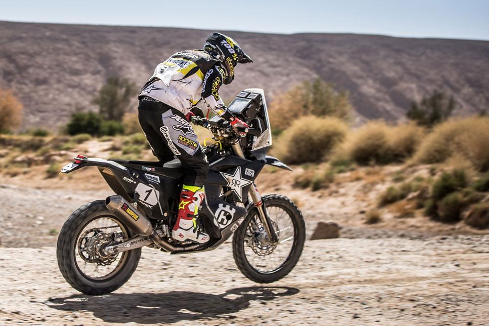 Pablo Quintanilla, Campeón del Mundo de Rallyes Cross Country 2017