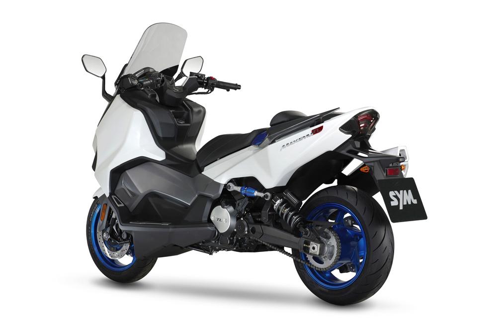 SYM Maxsym TL1 Scooter 2018