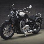 Triumph Bonneville Speedmaster 2018: Custom británica