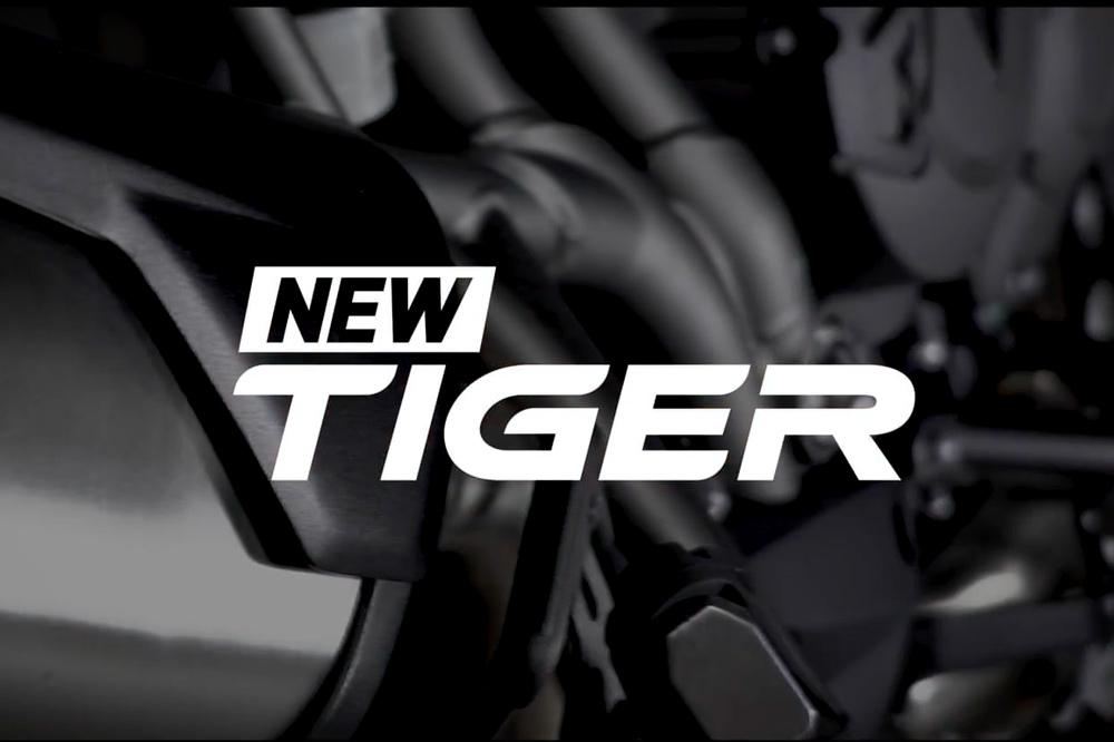 Triumph Tiger 2018