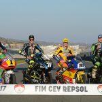 Foggia, Granado y González: Campeones del FIM CEV Repsol 2017
