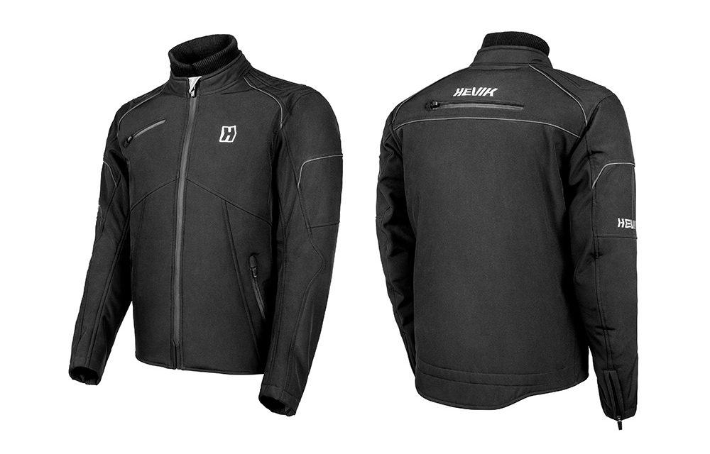 Antares, chaqueta de invierno para moto de Hevik
