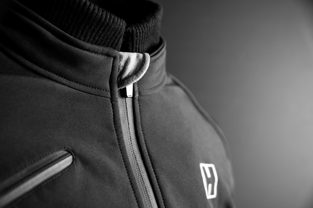 Chaqueta de invierno para moto Antares de Hevik de talle cierre