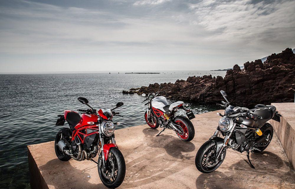 Ducati celebra el Black Friday con interesantes promociones