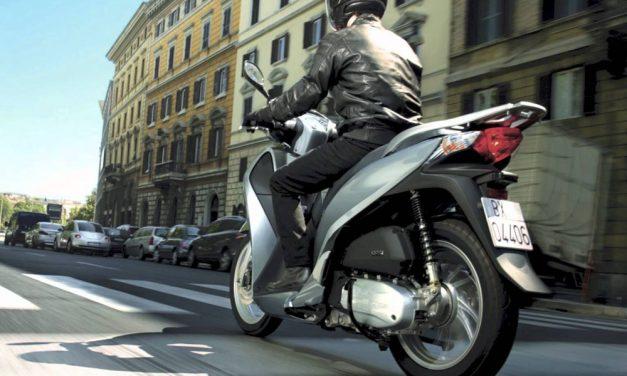 Las matriculaciones de motocicletas descienden un 3,8% en España durante los primeros 10 meses del año