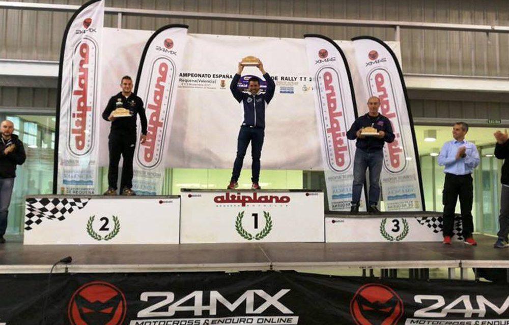 Campeonato de España de Rally TT 2017