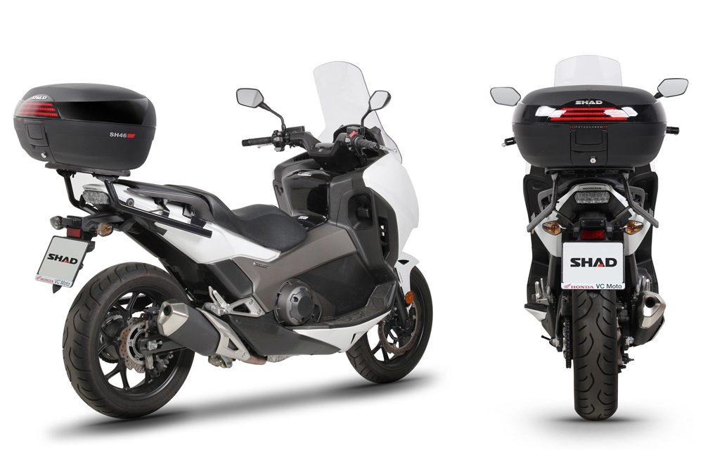Baúl para moto SH46 de SHAD