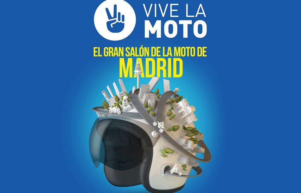 El Salón de la Moto de Madrid vuelve en 2018 al recinto ferial de IFEMA después de 10 años