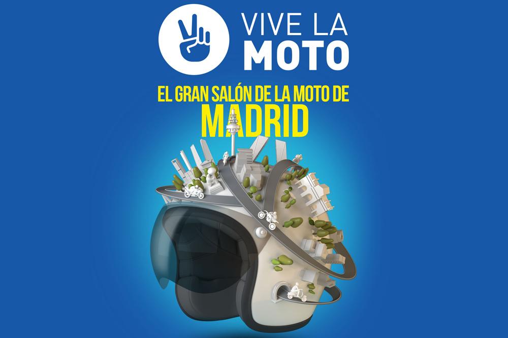 El sal n de la moto de madrid vuelve en 2018 al recinto for Salon de la moto 2018