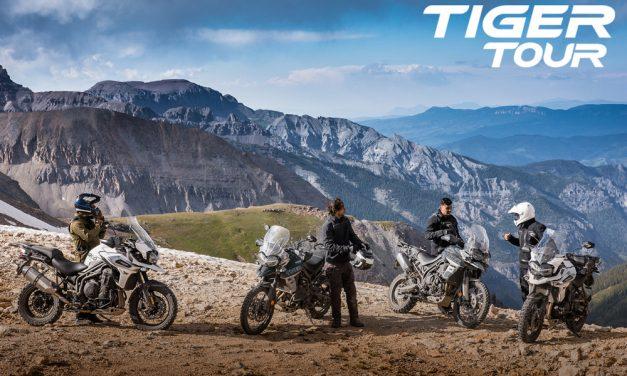 Triumph te invita a conocer en primicia sus nuevas Tiger 800 y Tiger 1200