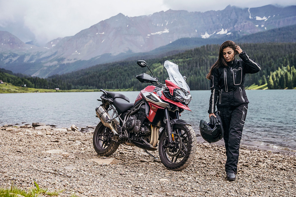 Triumph Tiger Tour 2017