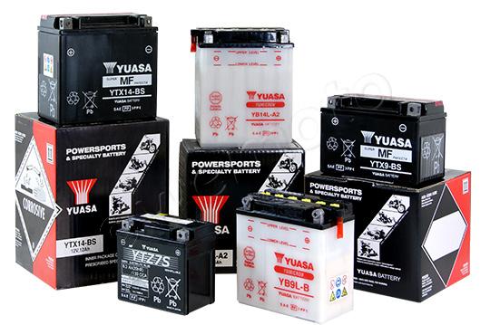 Controla la batería de tu moto