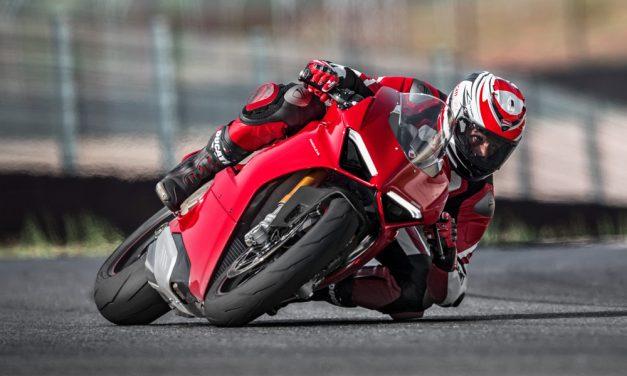Ducati Panigale V4: Nuevo hito entre las deportivas