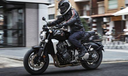 Honda CB 1000 R 2018: Naked de diseño