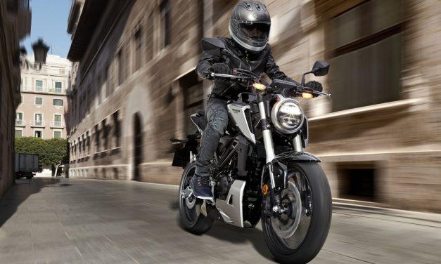 Honda CB 125 R: Una naked de nivel, a escala