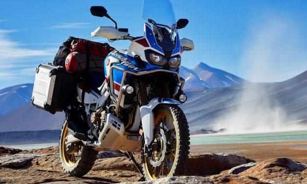 Honda Africa Twin Adventure Sports 2018: Homenaje a la reina del trail