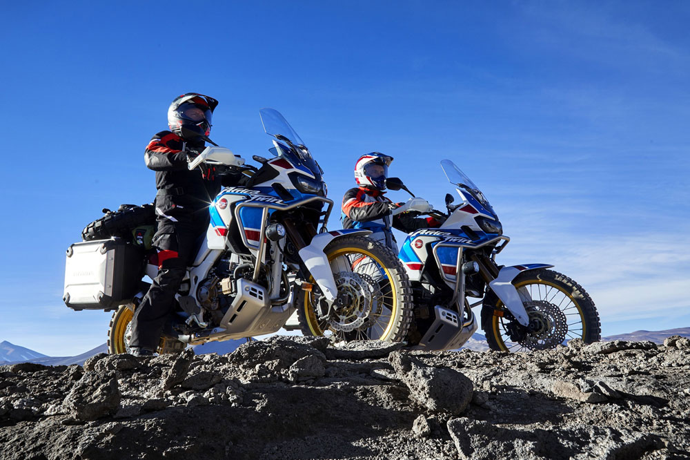 Honda CRF 1000 L Africa Twin Adventure Sports 2018
