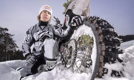 Cómo conducir y disfrutar de la moto en invierno