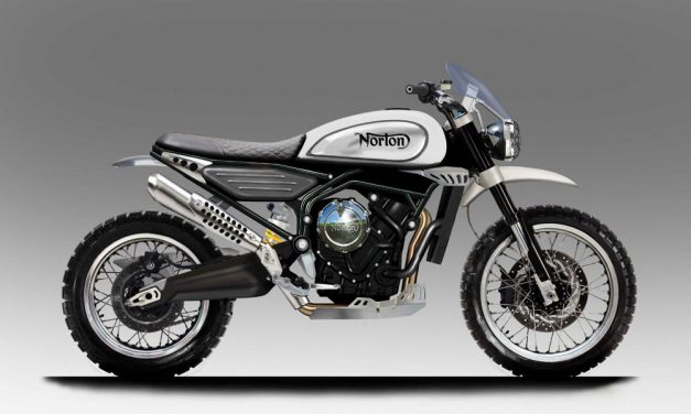 Norton fabricará una Scrambler sobre su 650