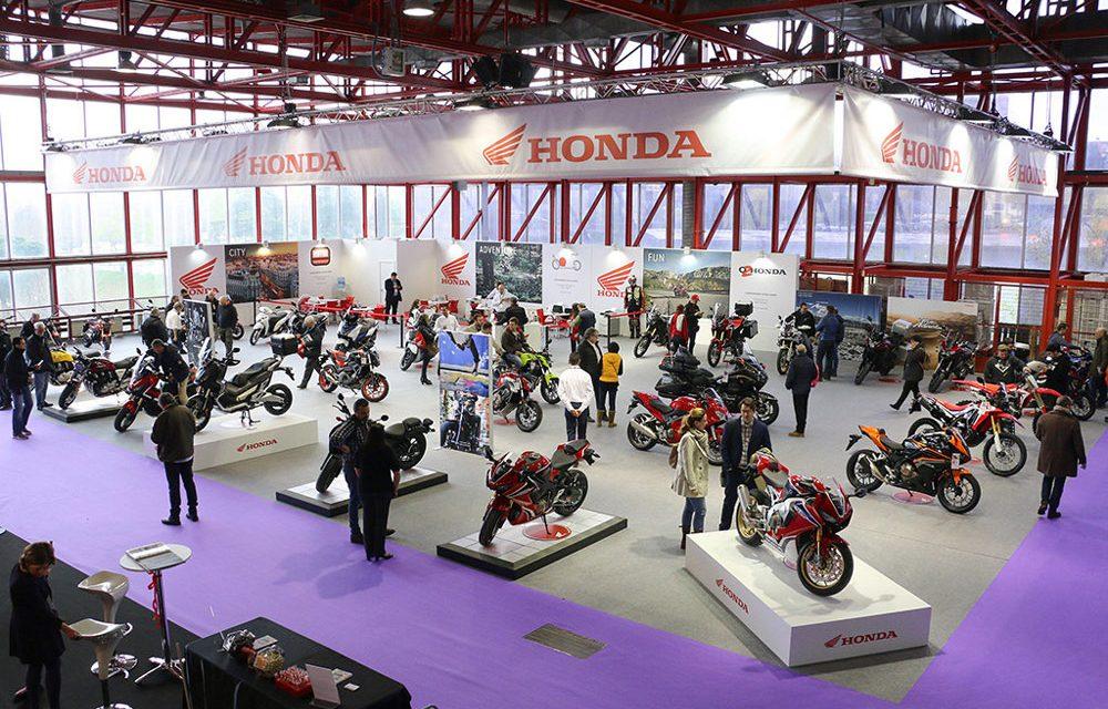MotoMadrid: Salón Comercial de la Motocicleta 2018