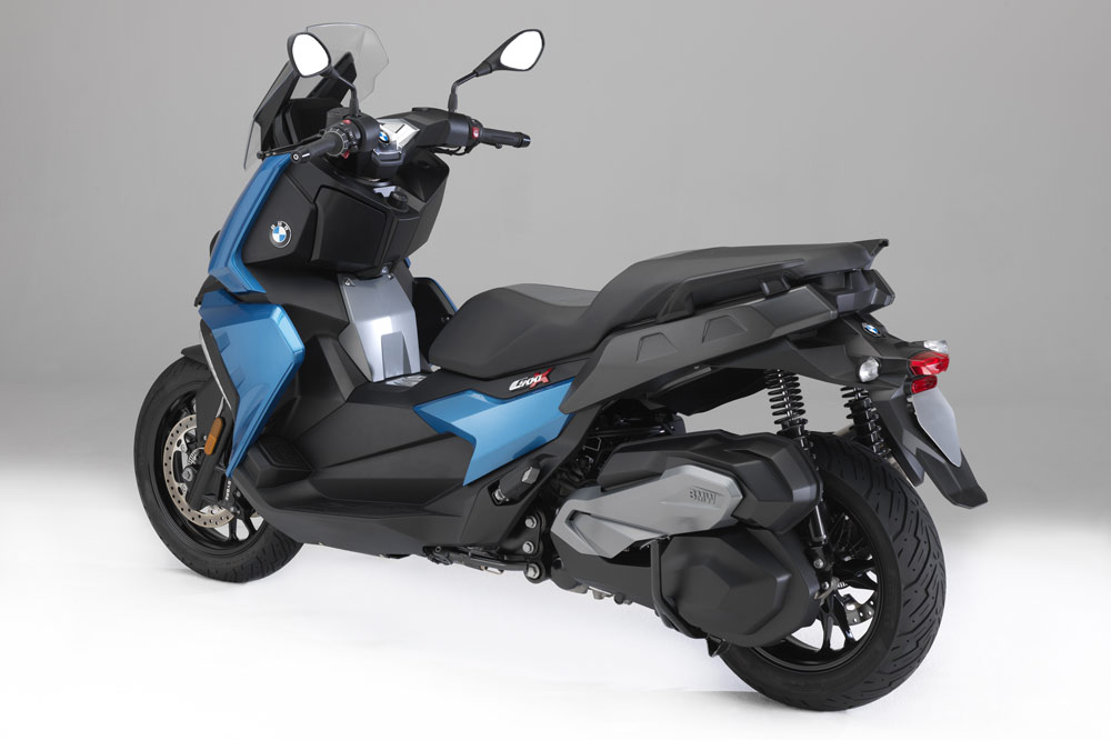 BMW C 400 X Scooter