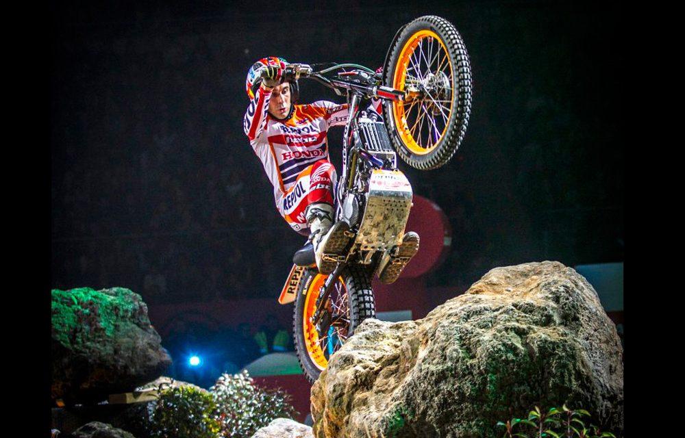 Comienza la temporada X-Trial 2018 para Toni Bou y Repsol Honda Team