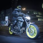 Yamaha MT 07 2018