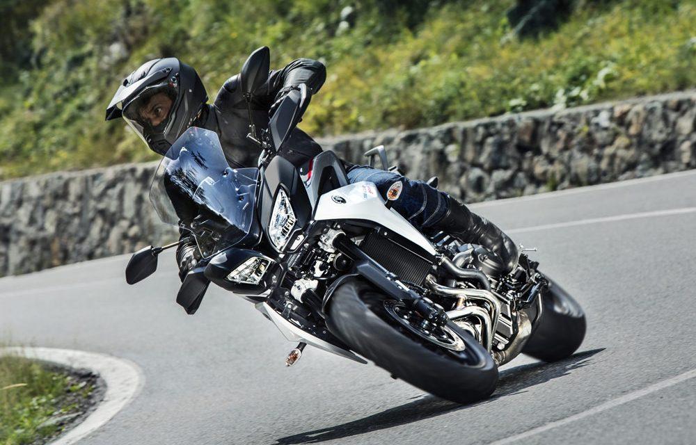 Yamaha Tracer 900 2018: Ahora GT