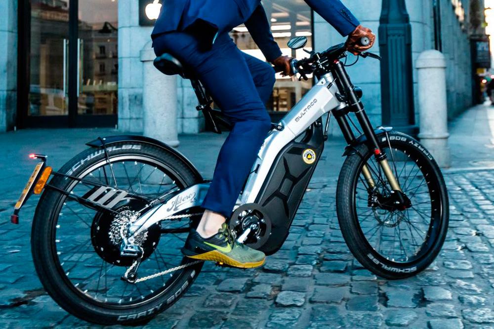Bultaco Albero 4.5 Silver