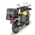Baúl y maletas para moto KGR Garda de Kappa