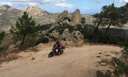 KTM Adventure Rally: Cerdeña, junio de 2018