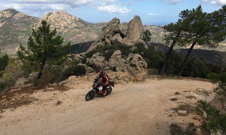 KTM Adventure Rally: Cerdeña, junio de 2018
