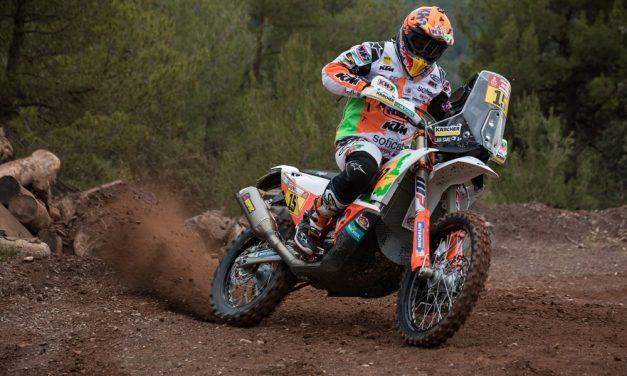 Laia Sanz y su KTM 450 Rally Oficial, al Dakar más fuerte que nunca