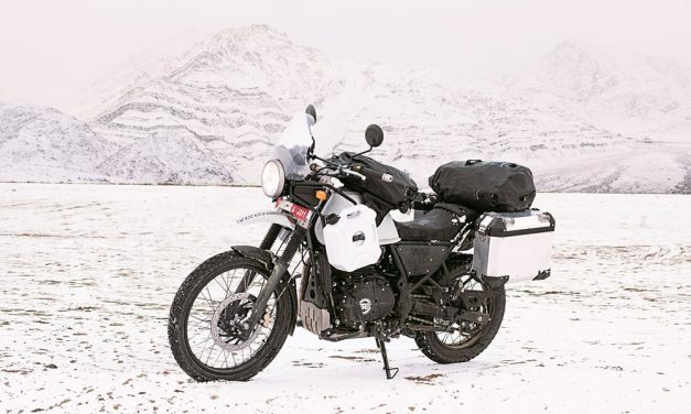 Llega a Europa la nueva Royal Enfield Himalayan