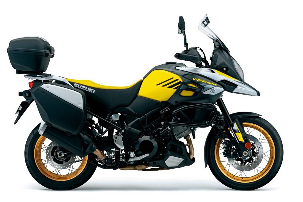 Suzuki V Strom 1000