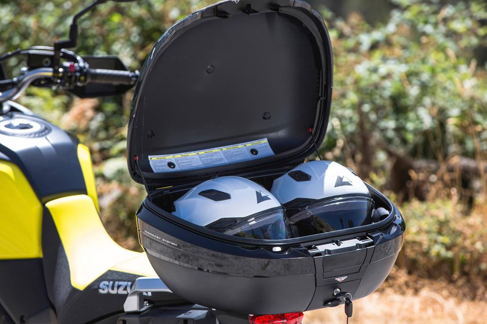 Baúl Suzuki V Strom 1000