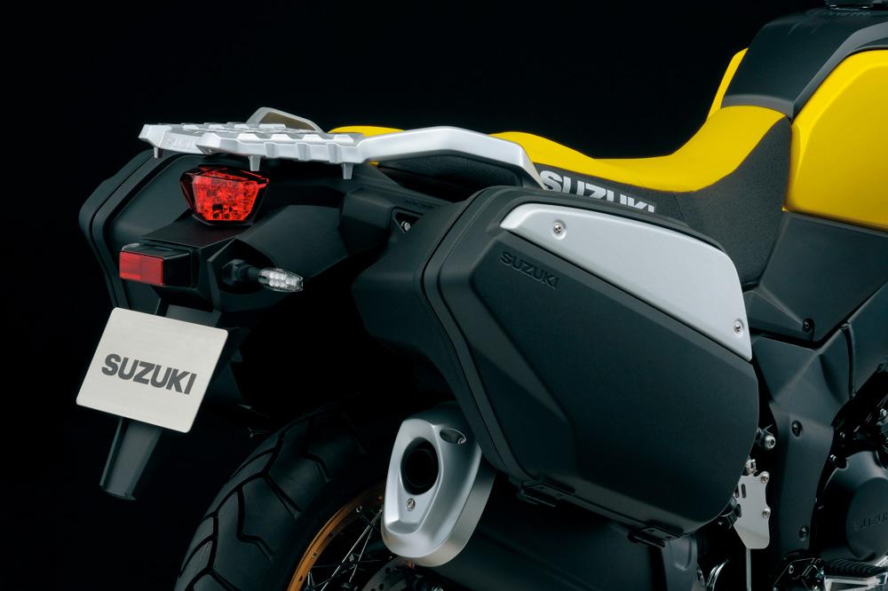 Maletas laterales Suzuki V Strom 1000