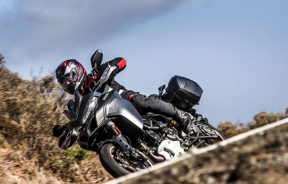 Ducati Multistrada 1260: más y mejor