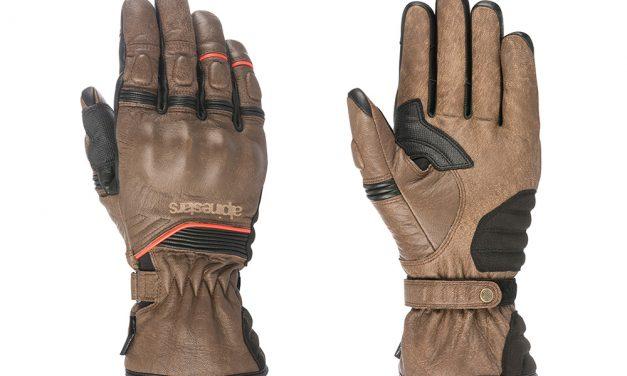 Guantes para moto Café Divine Drystar Glove de Alpinestars