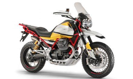 Moto Guzzi V85: Trail a la italiana