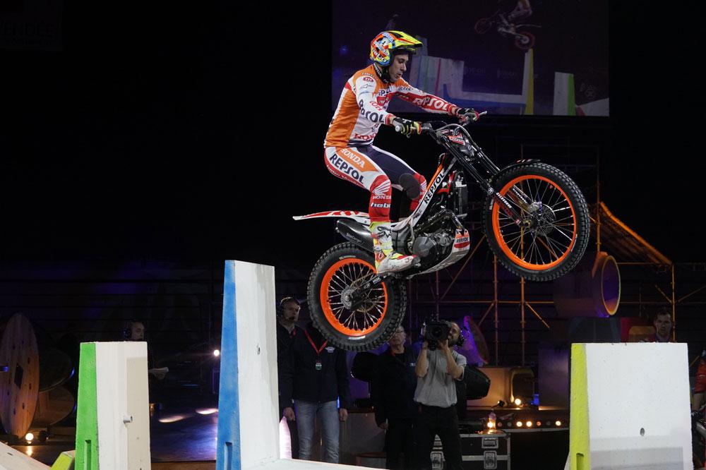 Toni Bou logró la victoria en la primera cita del Campeonato del Mundo de X Trial 2018