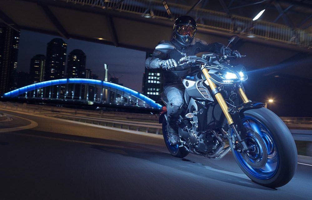 Yamaha MT 09 SP 2018: Ahora más deportiva
