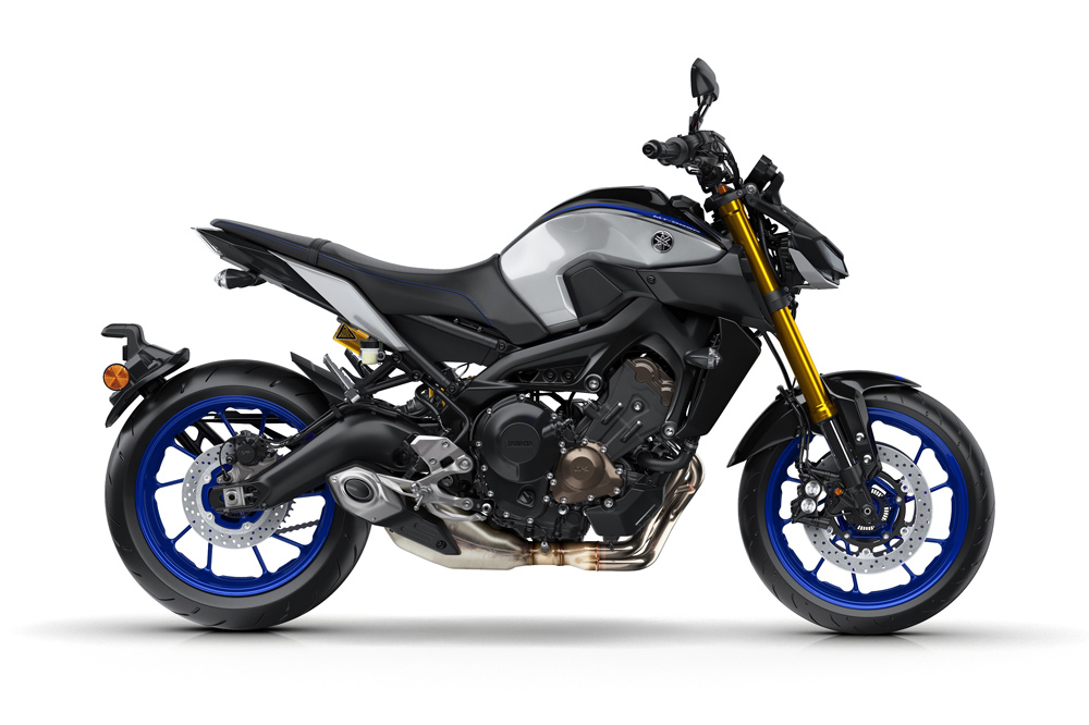 Yamaha MT 09 SP 2018