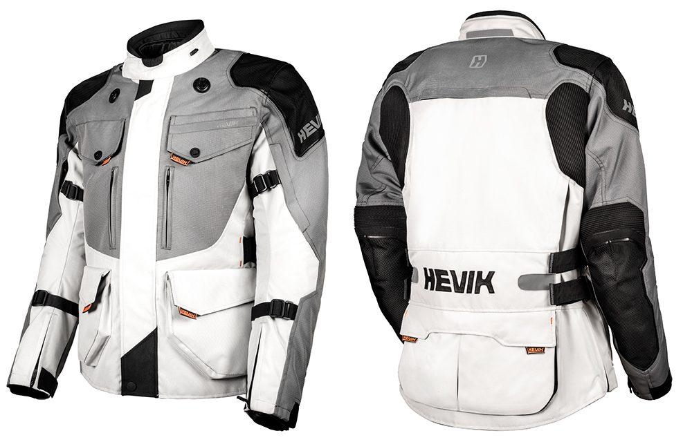 Chaqueta para moto Titanium de Hevik