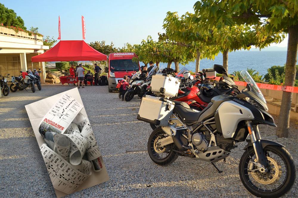 Rallye Dos Mares Ducati