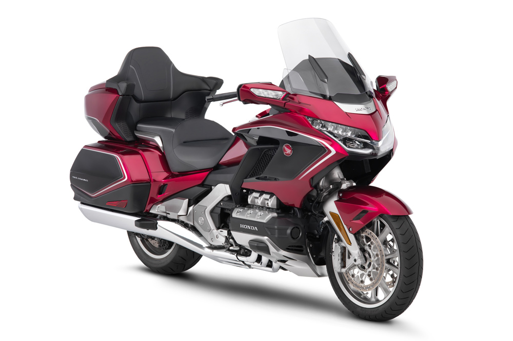 Honda GL 1800 Goldwing 2018