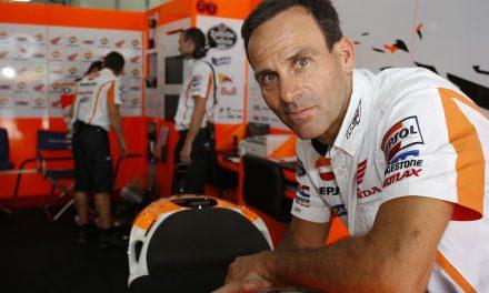 Alberto Puig será el team manager del Repsol Honda Team