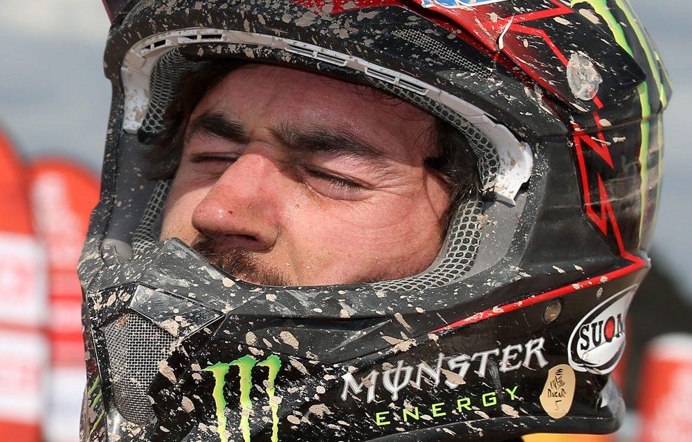 Dakar 2018, undécima etapa. Barreda dice adiós