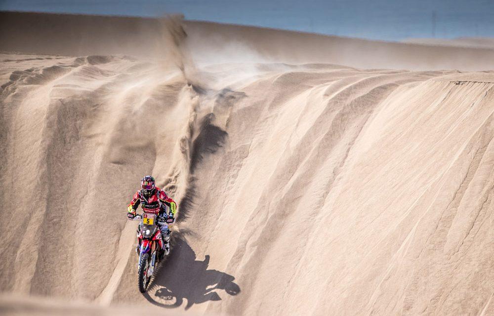 Dakar 2018, quinta etapa. Contundente victoria de Barreda